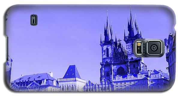 Blue Praha Galaxy S5 Case