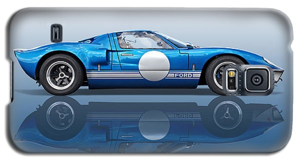 Blue Reflections - Ford Gt40 Galaxy S5 Case
