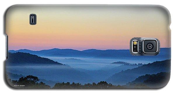 Blue Ridge Dawn Galaxy S5 Case