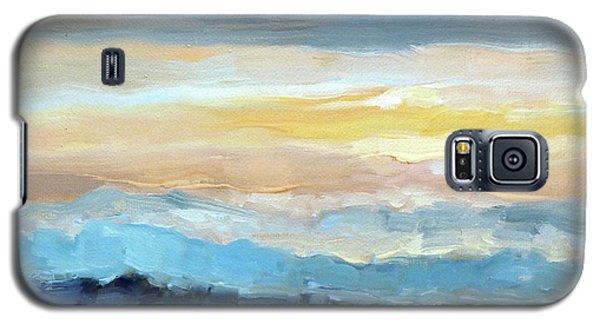 Blue Ridge Mountain Sunset 1.0 Galaxy S5 Case