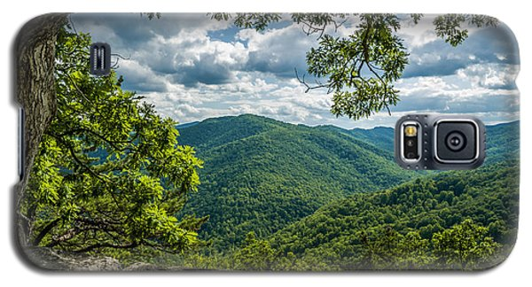 Blue Ridge Mountain View Galaxy S5 Case