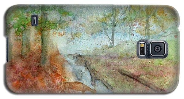 Blue Ridge Mountains Memories Galaxy S5 Case by Doris Blessington