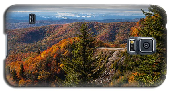 Blue Ridge Parkway Galaxy S5 Case