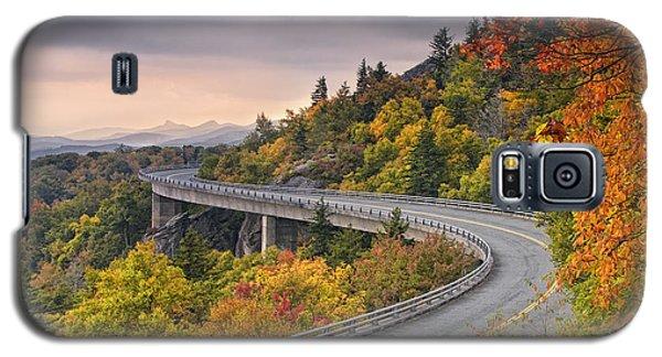 Lynn Cove Viaduct-blue Ridge Parkway  Galaxy S5 Case