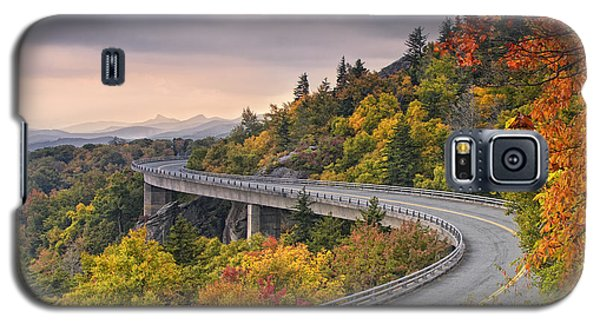 Lynn Cove Viaduct-blue Ridge Parkway  Galaxy S5 Case
