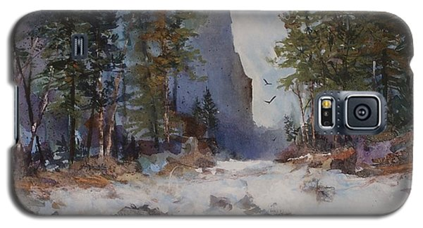 Blue Ridge Pass Galaxy S5 Case by Helen Harris