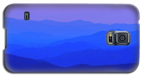 Blue Ridge Spring 08 Galaxy S5 Case