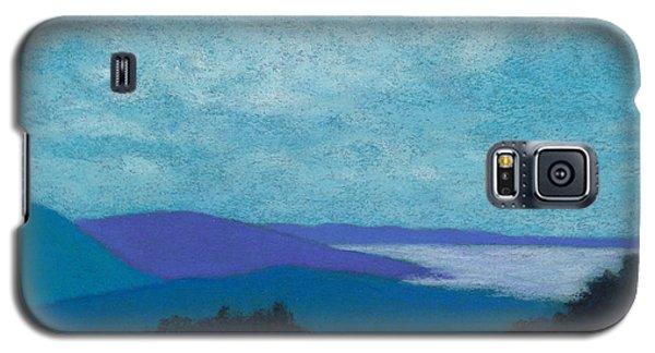 Blue Ridges 3 Galaxy S5 Case