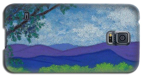 Blue Ridges 4 Galaxy S5 Case
