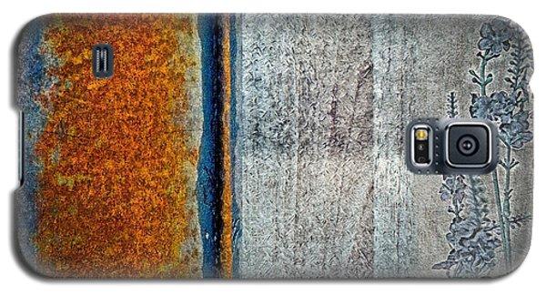 Blue Rust Galaxy S5 Case