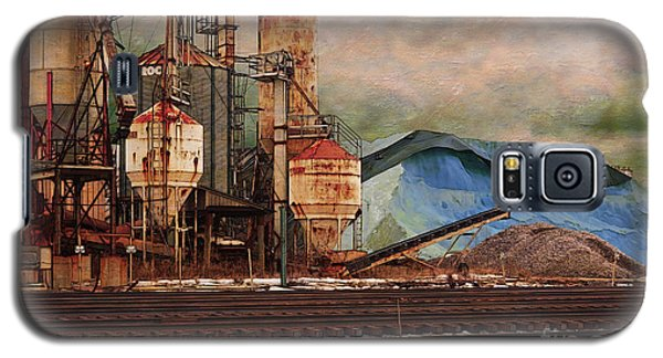 Blue Salt Galaxy S5 Case
