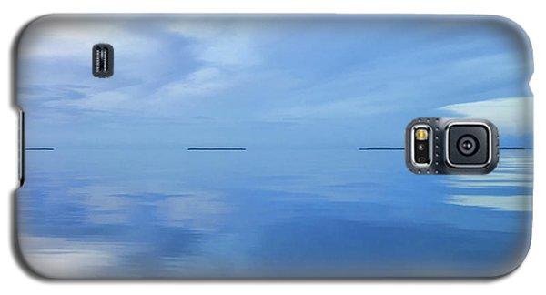 Blue Serenity Galaxy S5 Case