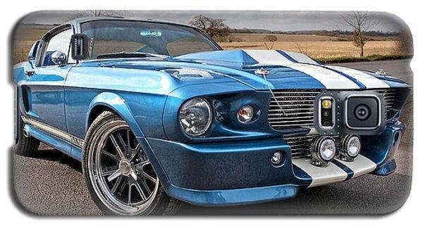Blue Skies Cruising - 1967 Eleanor Mustang Galaxy S5 Case