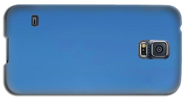 The Sky Galaxy S5 Case - Blue Sky by Scott Norris