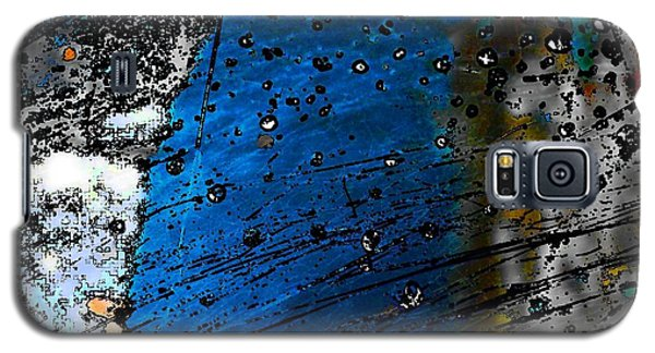 Blue Spectacular Galaxy S5 Case