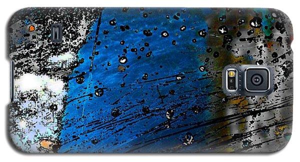 Blue Spectacular Galaxy S5 Case