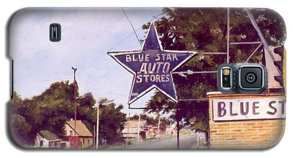 Blue Star Auto Galaxy S5 Case