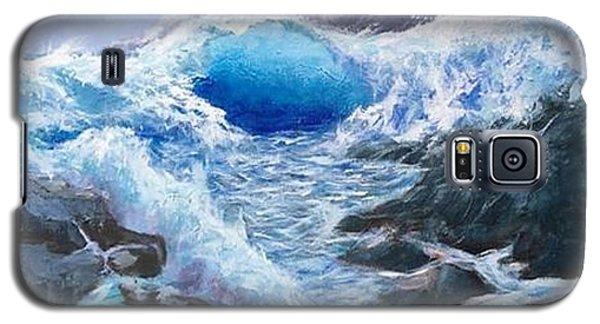 Blue Storm Galaxy S5 Case