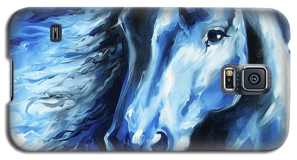 Blue Thunder  Galaxy S5 Case