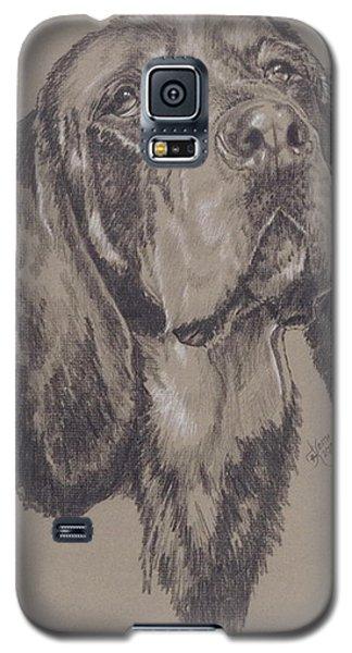Bluetick Coonhound Galaxy S5 Case