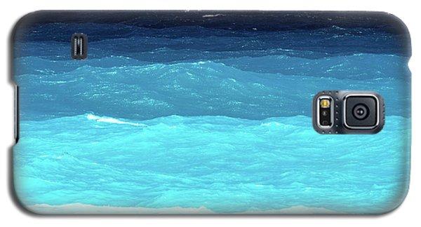 Blue Tones Of Ionian Sea Galaxy S5 Case