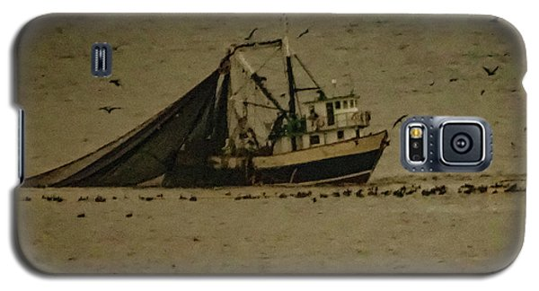 Blue Trawler 2 Galaxy S5 Case