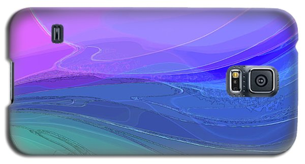 Blue Valley Galaxy S5 Case
