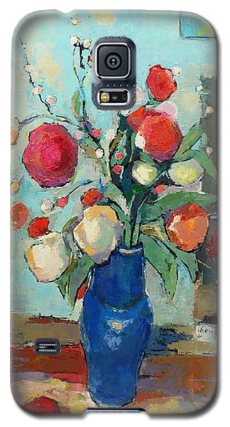 Blue Vase Galaxy S5 Case