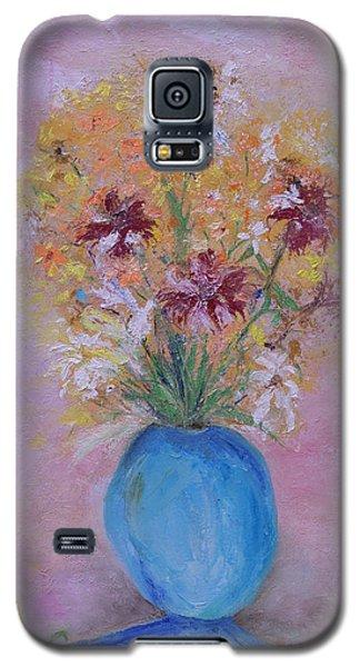 Blue Vase Galaxy S5 Case