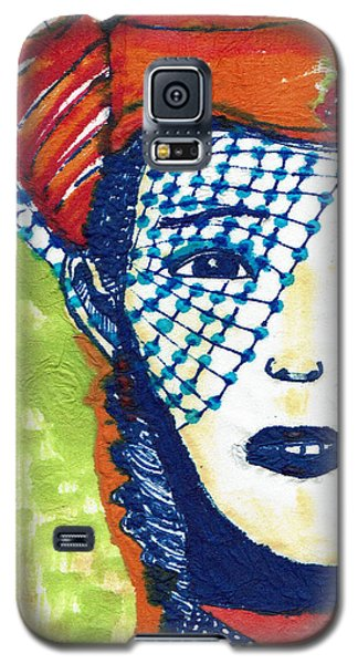Blue Veil Galaxy S5 Case by Don Koester