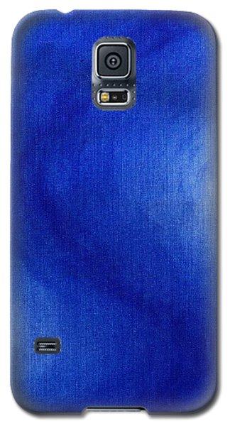 Blue Vibration Galaxy S5 Case