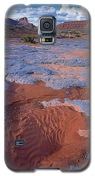 Blue Wash Galaxy S5 Case