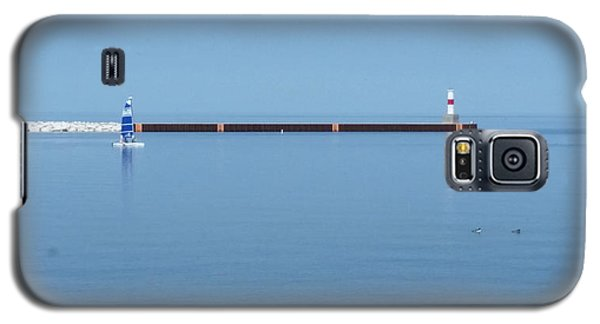 Galaxy S5 Case featuring the photograph Blue Waters by Wendy Shoults