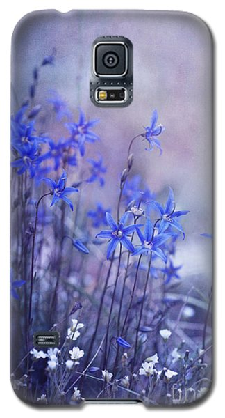 Portraits Galaxy S5 Case - Bluebell Heaven by Priska Wettstein