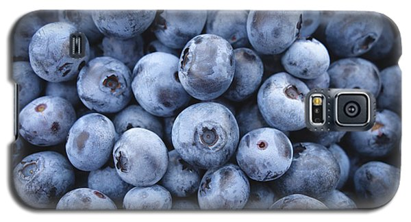Blueberries Galaxy S5 Case by Happy Home Artistry