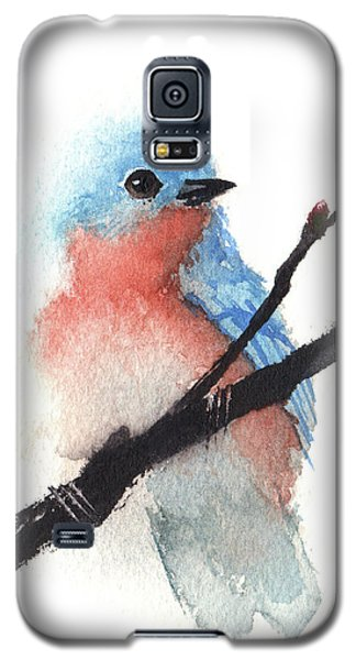 Bluebird Of Happiness Galaxy S5 Case