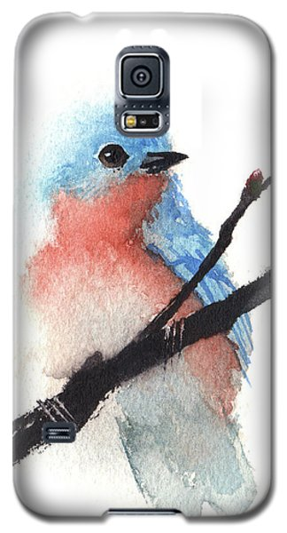 Bluebird Of Happiness Galaxy S5 Case