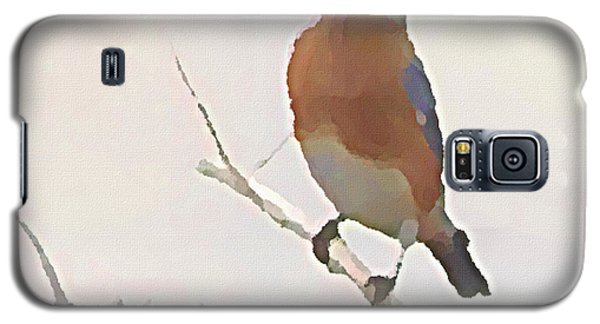 Bluebird Stare  Galaxy S5 Case
