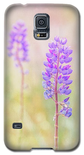 Galaxy S5 Case featuring the photograph Bluebonnet by Russell Styles