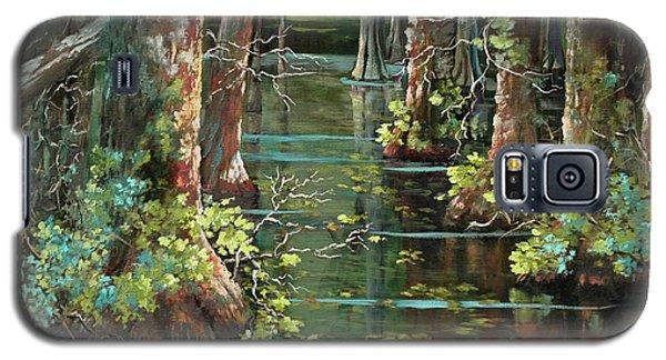 Bluebonnet Swamp Galaxy S5 Case
