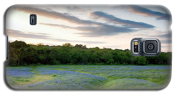 Bluebonnet Trail Ennis Texas 2015 V5 Galaxy S5 Case