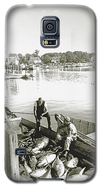 Bluefin Tuna At Barnstable Harbor Galaxy S5 Case