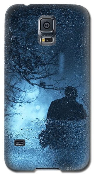 Bluemanright Galaxy S5 Case