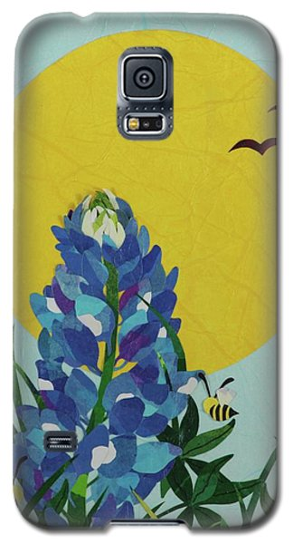 Blues Bees Galaxy S5 Case