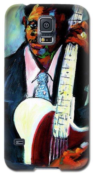 Blues Boy Galaxy S5 Case