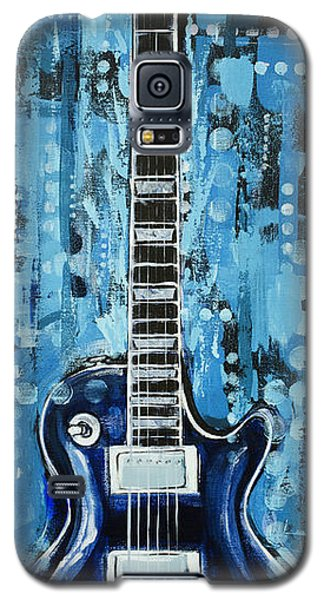 Blues Guitar Galaxy S5 Case