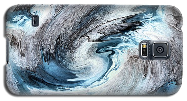 Galaxy S5 Case featuring the photograph Blues by Kristin Elmquist