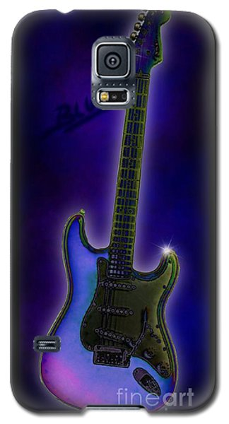 Galaxy S5 Case featuring the digital art Blues  by Nick Gustafson