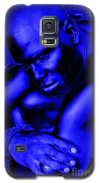 Blues Galaxy S5 Case by Tbone Oliver
