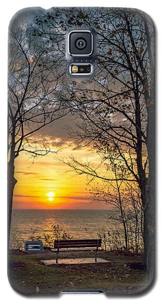 Bluff Bench Galaxy S5 Case